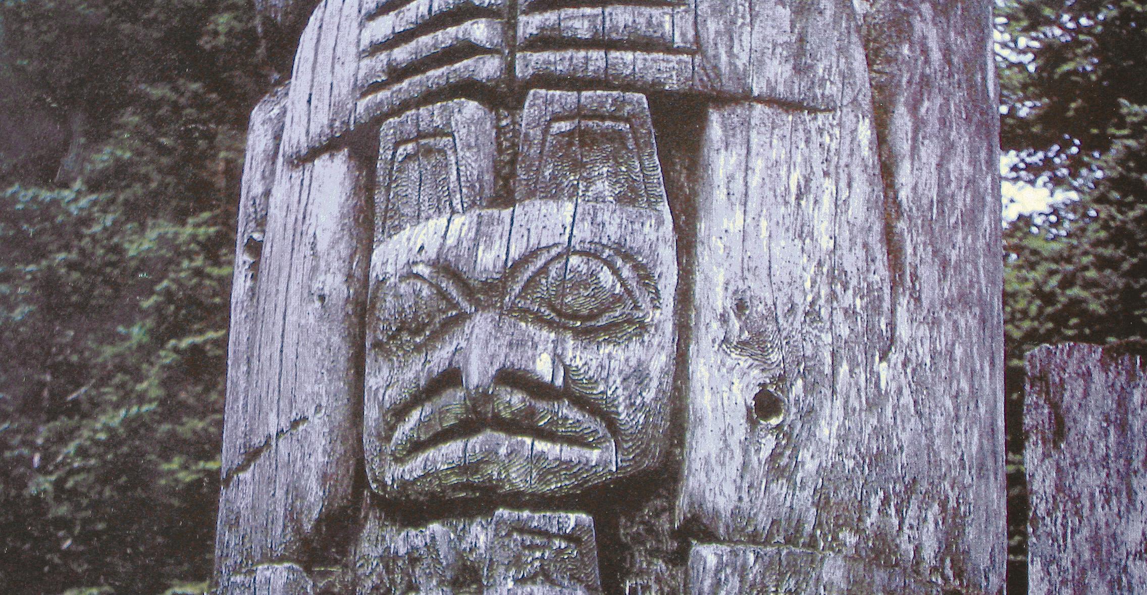 Totem Haida
