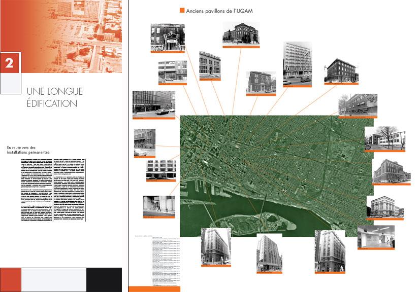 Design d'exposition, service des archives, UQAM